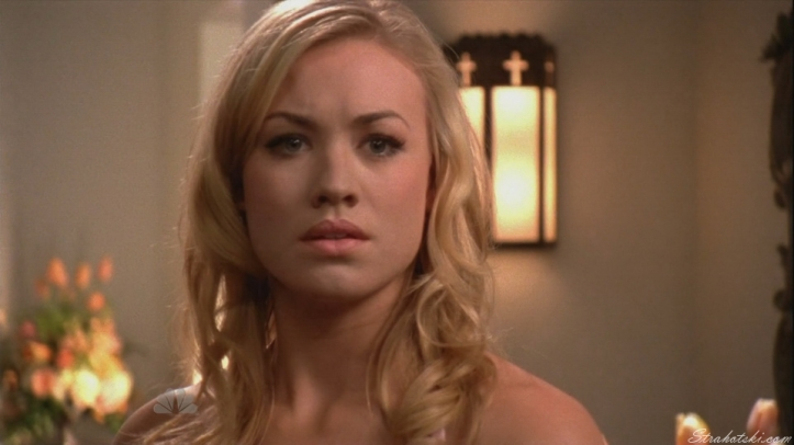 A woman who does not want to leave Chuck