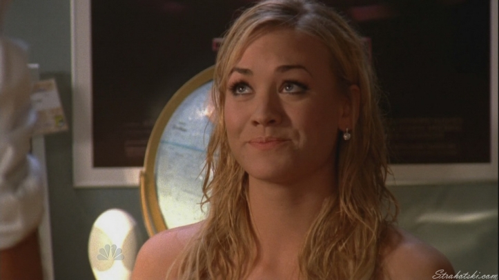 She has totally fallen in love with Chuck