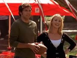 Chuck and Sarah at Stanford