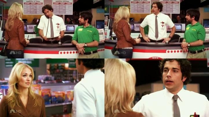 Chuck and Sarah meet