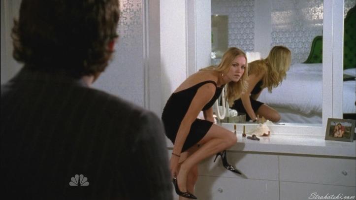Chuck still egging Sarah on