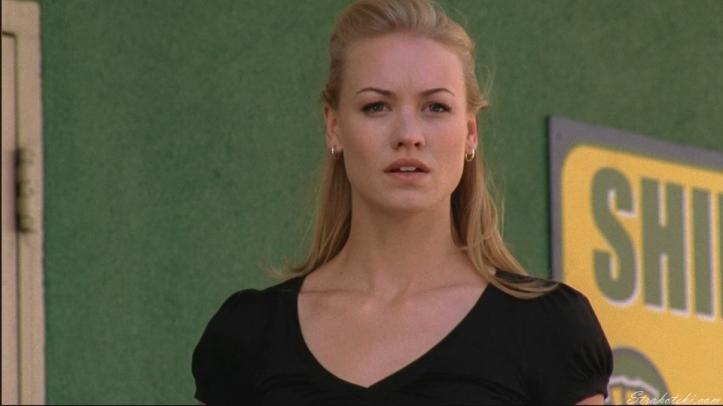 Sarah Watching Chuck arrest Jill
