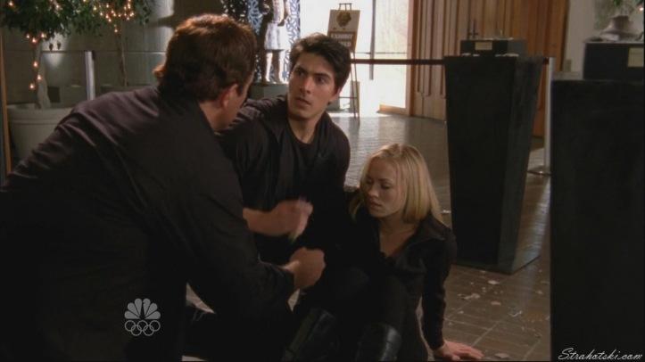 Shaw saved Sarah