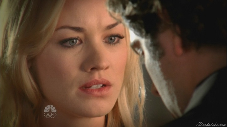 She never thought Chuck would break her heart