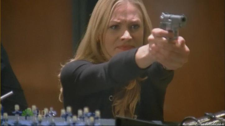 Agent Walker Present