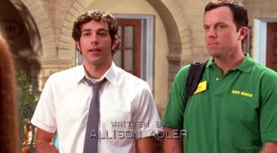 Chuck and Casey
