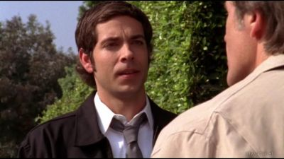 Chuck and Jack talking about the bet