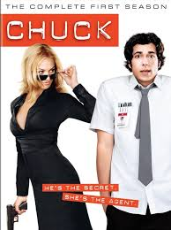 Chuck Season One DVD Cover