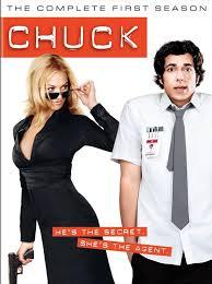 Chuck Season One DVD Cover