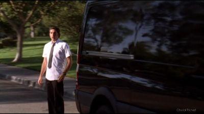 Chuck sees Bennett approaching