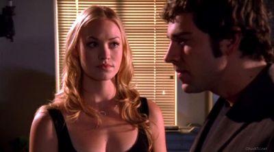 Chuck still not acknowledging Sarah