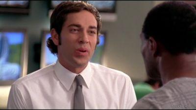 Chuck telling Bennett Casey didn't work today