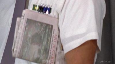 Flash newspaper