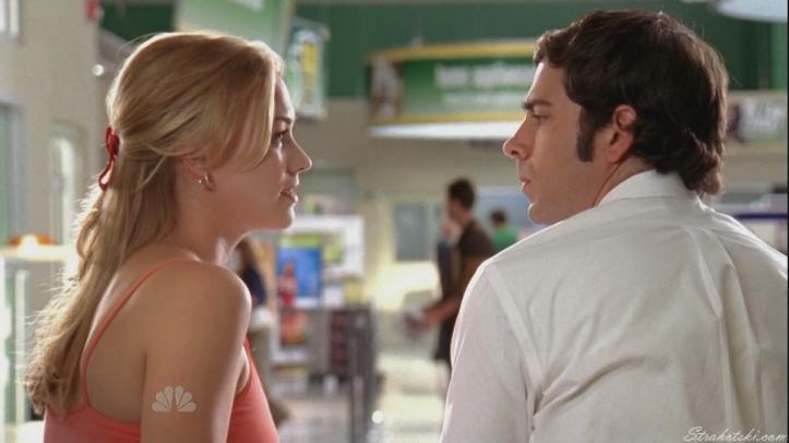 Sarah explaining to Chuck Casey Feelings betrayad