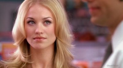 SArah watching how Chuck was willing to help the ballerina