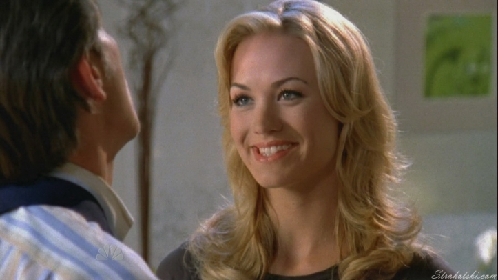 The only other time you see that smile is with Chuck