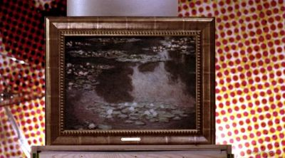 The painting from Tango