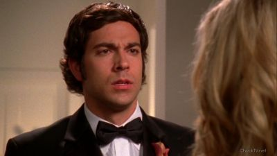 You really feel for Chuck in this scene as well.