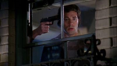 Chuck about tobe shot