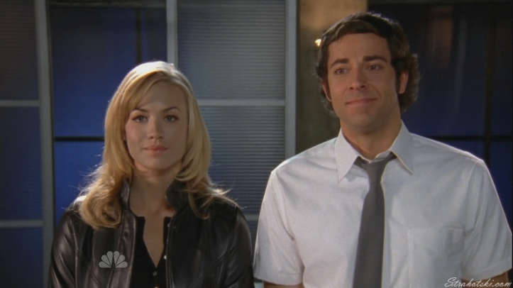 Chuck and Sarah together the way they want it