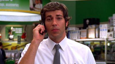 Chuck calling Sarah to make a date