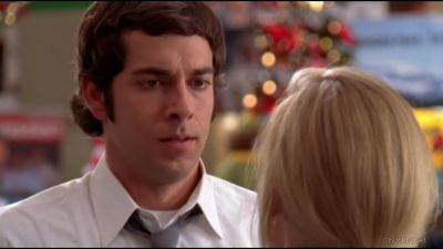 Chuck can't believe she lied to him