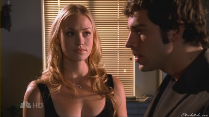 Chuck doesn't give her one glance when it was not given instructions