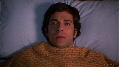 Chuck first night sleeping with Sarah