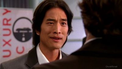 Chuck met Wang