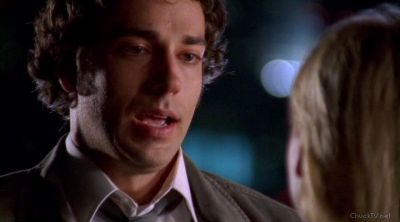 Chuck scared he was losing Sarah and his family
