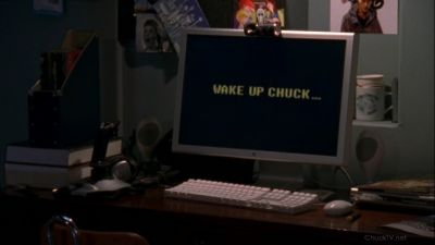 Orion attempting to contact Chuck