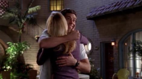 Sarah and Chuck back together