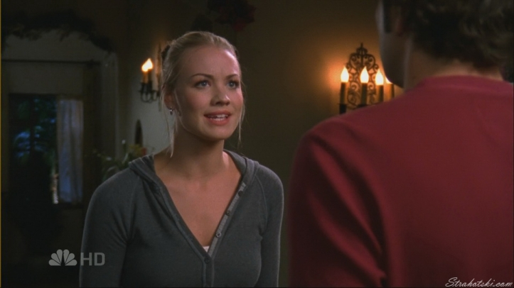 Sarah angry with Chuck over mess up on mission