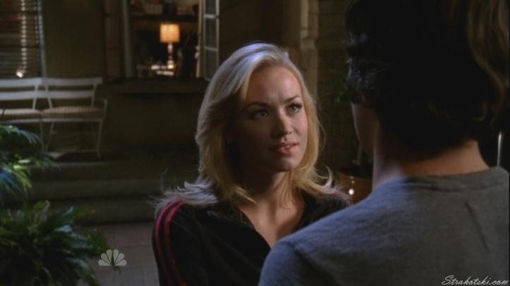 Sarah handling Chuck