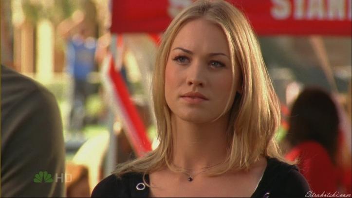Sarah listening Chuck's grief