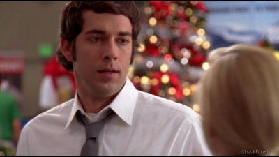 Sarah lying to Chuck
