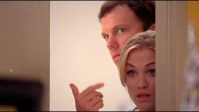Team Bartowski telling Chuck to come