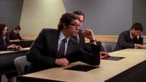 """Chuck: """"I'm not going to cheat."""" Casey: """"You're kidding, right?"""" Chuck: """"No, I'm not kidding."""""""