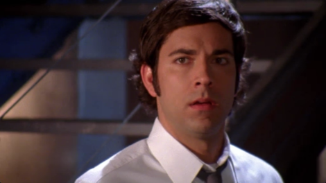 """Chuck: """"What if I could get a Fulcrum agent to talk…?"""""""