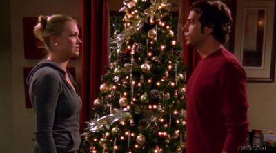 Chuck and Sarah fighting over kiss