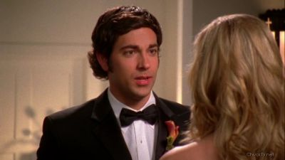 Chuck preparing to ask Sarah to go on a vacation with him