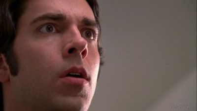 Chuck realizing his dad was Orion