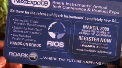 Rios expo flyer