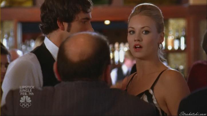 Sarah saw Ilsa
