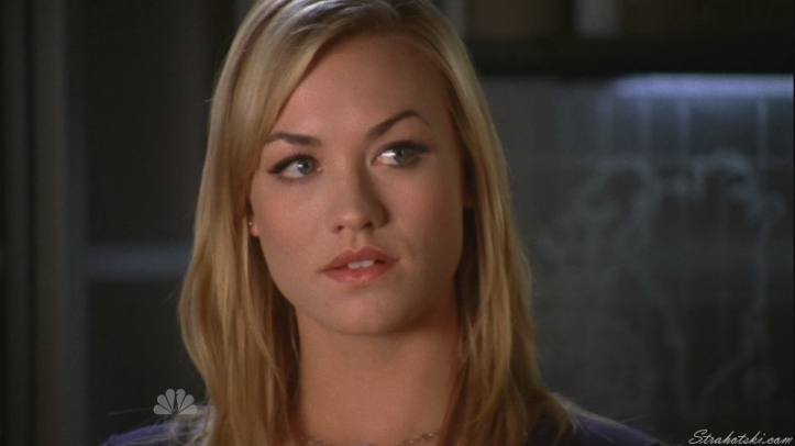 Sarah's reaction to Chuck turning it down