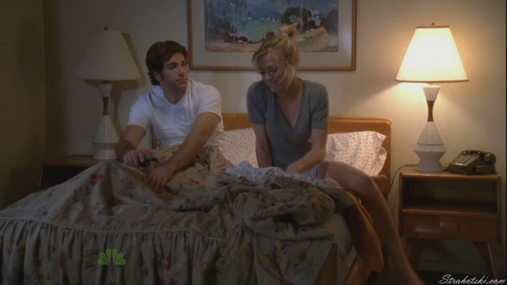She lalways wanted to share a bed with Chuck