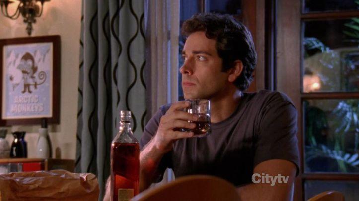 Chuck struggling with burning manoosh
