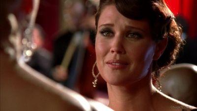 Ellie very astute in Sarah's feelings for Chuck