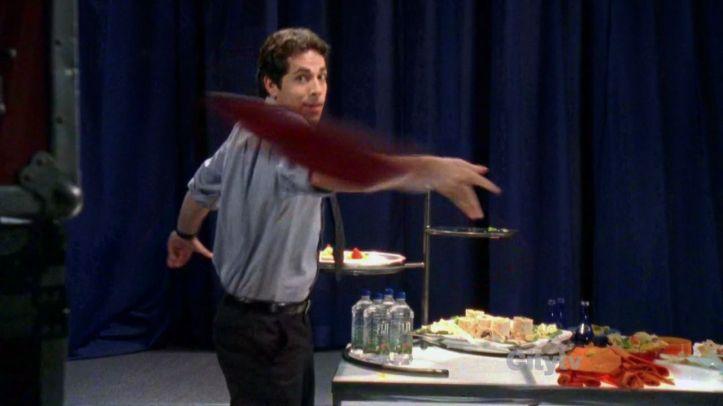 Flinging plates