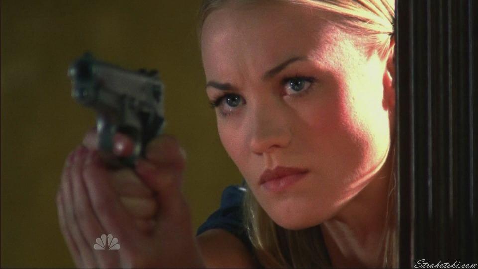 Sarah couldn't pull th trigger